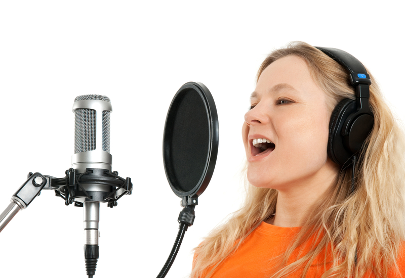 Female Voice Over Talent | Michigan Voice Over Talent