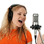 Women's Voice Over Talent